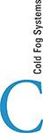 Cold Fog GmbH – Raumbefeuchtung Logo